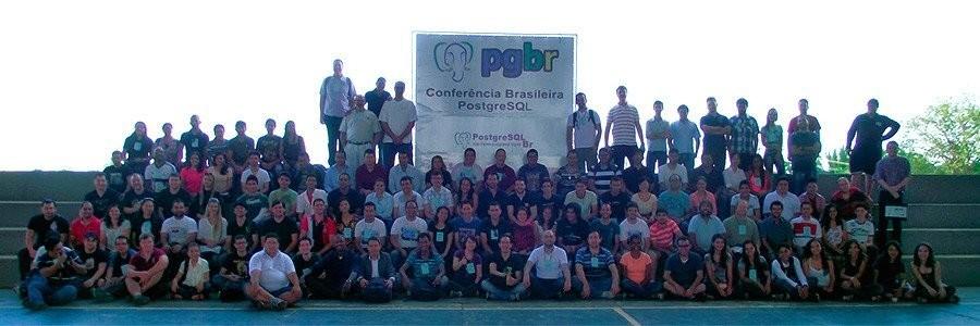 Conferência Brasileira de PostgreSQL