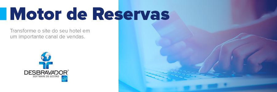 Motor de Reservas:  aumente a lucratividade do seu hotel