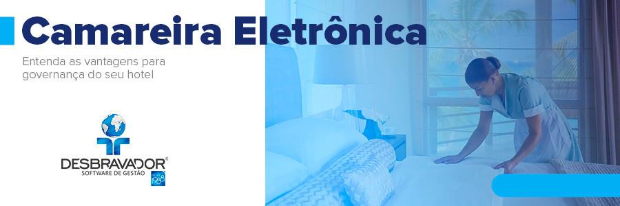 Camareira eletrônica: entenda as vantagens para governança do seu hotel