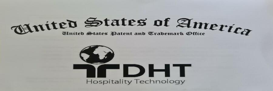 É OFICIAL: DHT HOSPITALITY TECHNOLOGY É MARCA REGISTRADA NOS ESTADOS UNIDOS